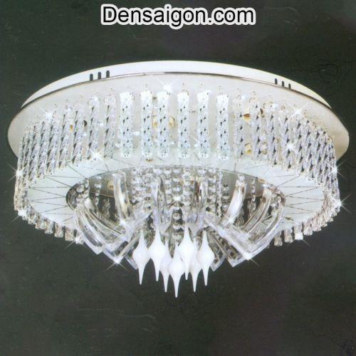Đèn Chùm Pha Lê LED Kiểu Dáng Trang Nhã - Densaigon.com