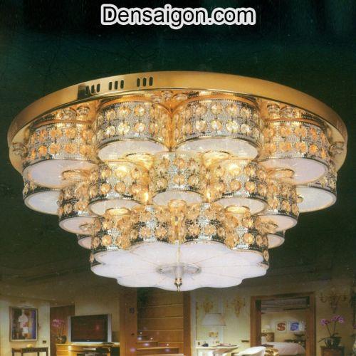 Đèn Trần Pha Lê Sang Trọng - Densaigon.com
