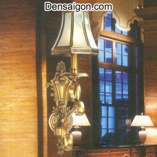 Đèn Tường Cổ Điển Đẹp - Densaigon.com
