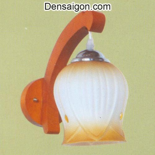 Đèn Tường Gỗ Phong Cách Tinh Tế - Densaigon.com