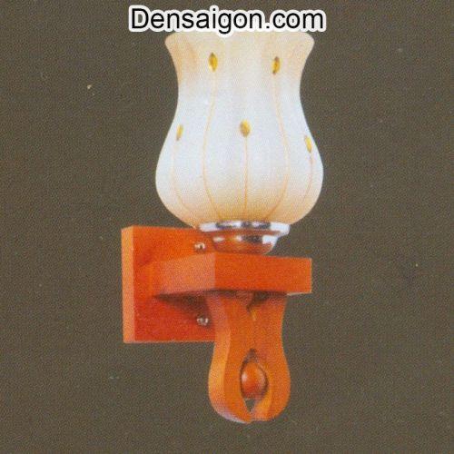 Đèn Tường Gỗ Sang Trọng Treo Phòng Ngủ - Densaigon.com