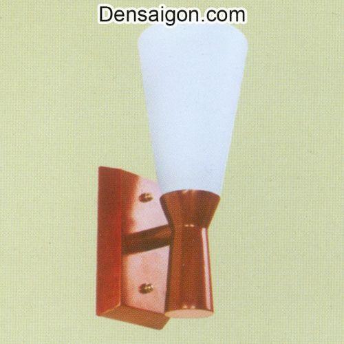 Đèn Tường Gỗ Thiết Kế Đơn Giản - Densaigon.com