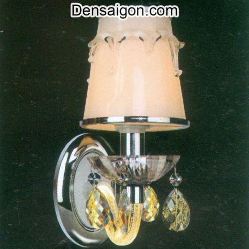 Đèn Tường Inox Dù Đẹp Tinh Tế - Densaigon.com