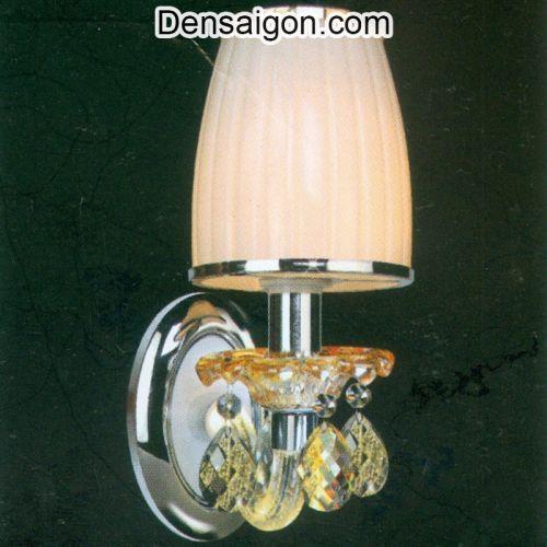 Đèn Tường Inox Dù Kiểu Dáng Đẹp - Densaigon.com