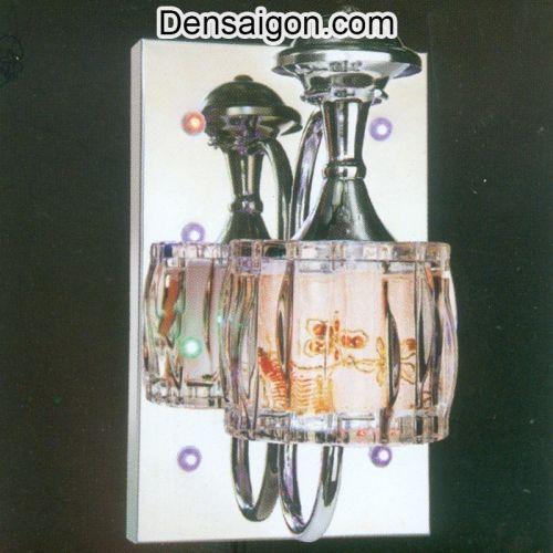 Đèn Tường Inox Hiện Đại Đẹp - Densaigon.com