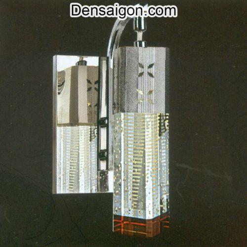 Đèn Tường Inox Hoa Văn Hiện Đại - Densaigon.com