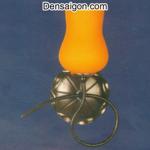Đèn Tường Inox Màu Cam Sang Trọng - Densaigon.com