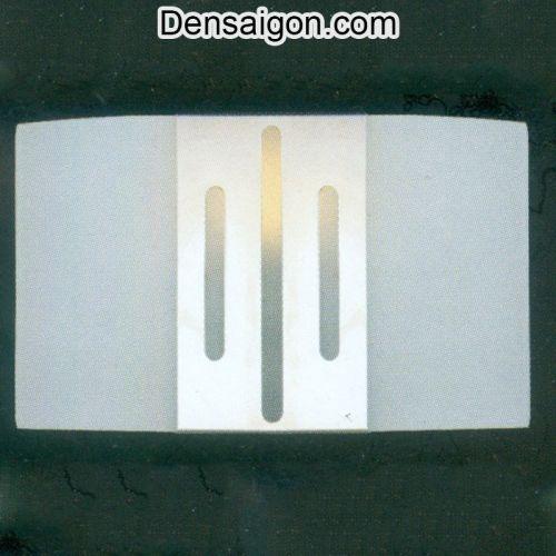 Đèn Tường Kiếng Hình Chữ Nhật Đẹp - Densaigon.com