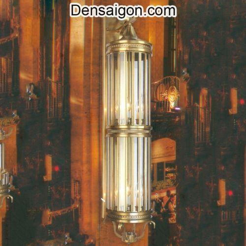 Đèn Tường Phong Cách Cổ Điển - Densaigon.com