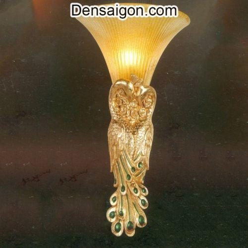 Đèn Tường Thiết Kế Hình Đôi Phượng Hoàng - Densaigon.com