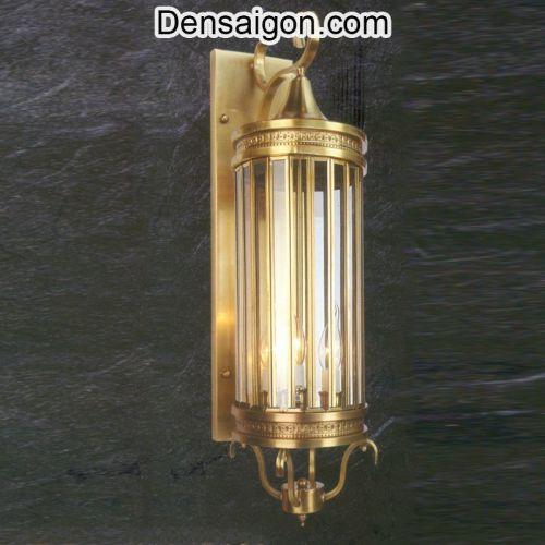 Đèn Tường Trang Trí Thiết Kế Cổ Điển - Densaigon.com