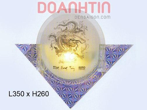 Đèn Tường Kiếng Kiểu Dáng Lạ Mắt - Densaigon.com