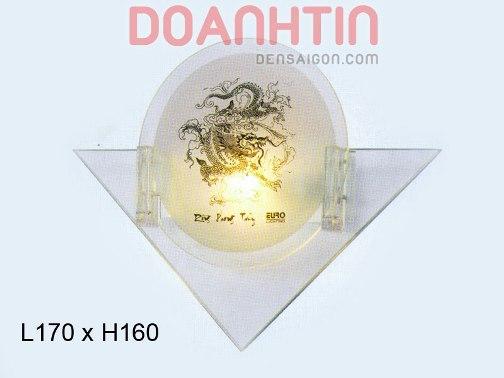 Đèn Tường Kiếng Trang Trí Phòng Khách - Densaigon.com