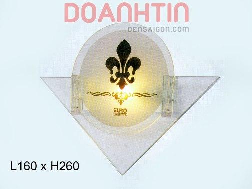 Đèn Tường Kiếng Phong Cách Độc Đáo - Densaigon.com
