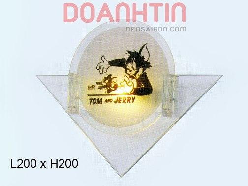 Đèn Tường Kiếng Phong Cách Nổi Bật - Densaigon.com