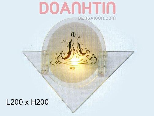 Đèn Tường Kiếng Phong Cách Lôi Cuốn - Densaigon.com
