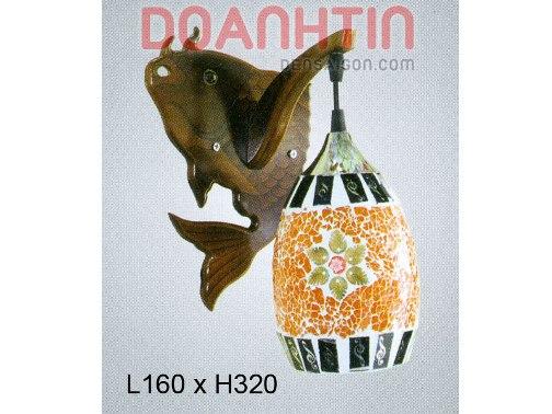 Đèn Tưởng Gỗ Trang Trí Nội Thất - Densaigon.com