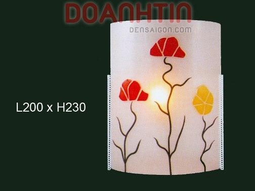 Đèn Tường Kiếng Mẫu Mã Đẹp - Densaigon.com
