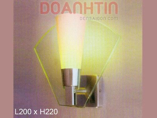 Đèn Tường Cao Cấp Kiểu Ý Thiết Kế Đơn Giản - Densaigon.com