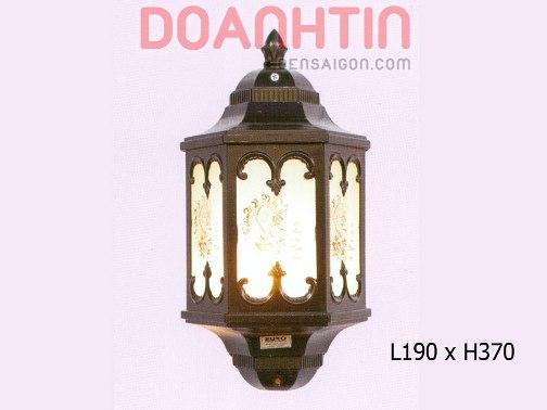 Đèn Bậc Thang Kiểu Dáng Cầu Kỳ - Densaigon.com