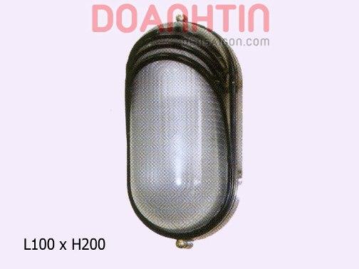 Đèn Bậc Thang Kiểu Dáng Đơn Giản - Densaigon.com