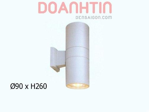 Đèn Bậc Thang Màu Bạc - Densaigon.com