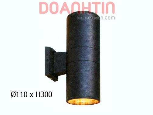 Đèn Bậc Thang Màu Đen - Densaigon.com