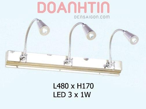 Đèn Soi Gương LED Thiết Kế Hiện Đại - Densaigon.com