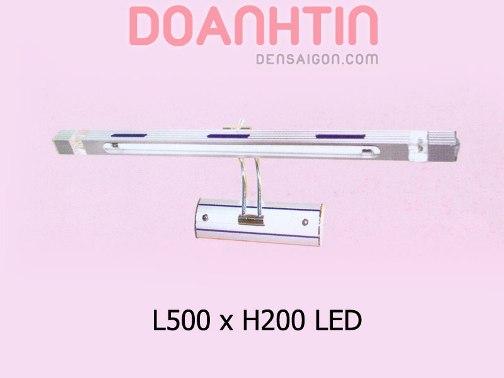 Đèn Soi Gương LED Thiết Kế Lạ Mắt - Densaigon.com