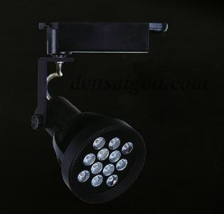 Đèn Rọi Tiêu Điểm LED Màu Đen - Densaigon.com