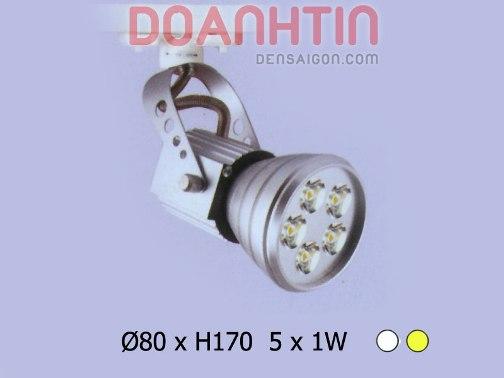 Đèn Spotlight LED Cao Cấp - Densaigon.com