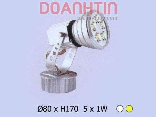 Đèn Spotlight LED Màu Trắng - Densaigon.com