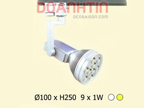 LED Track Kiểu Dáng Độc Đáo - Densaigon.com