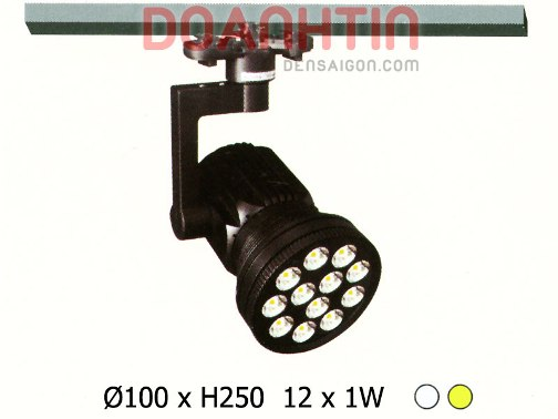LED Track Kiểu Dáng Ấn Tượng - Densaigon.com