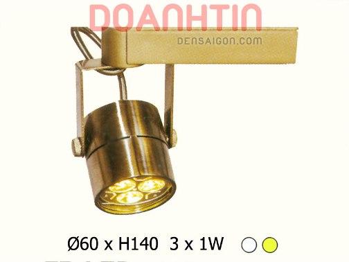 LED Track Phong Cách Hoàng Gia - Densaigon.com