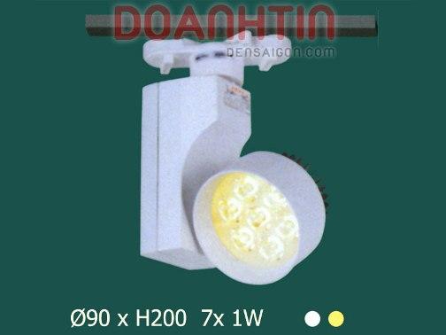 LED Track Phong Cách Hiện Đại - Densaigon.com