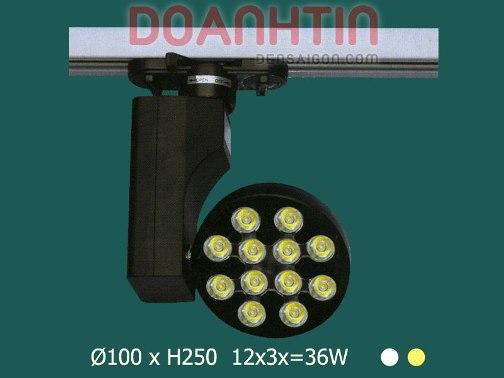 LED Track Phong Cách Mạnh Mẽ - Densaigon.com