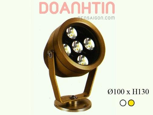 Đèn Pha LED Thiết Kế Nổi Bật - Densaigon.com