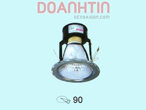 Đèn Lon Âm Thiết Kế Nổi Bật - Densaigon.com