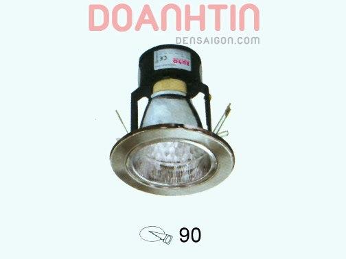 Đèn Lon Âm Thiết Kế Nhẹ Nhàng - Densaigon.com