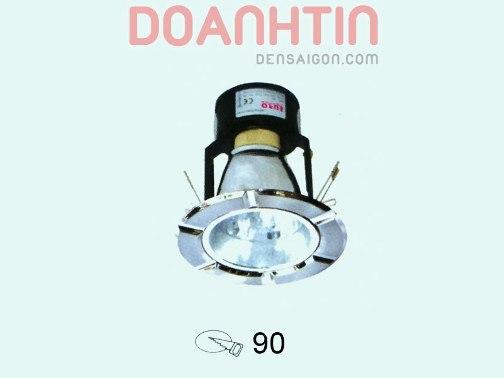 Đèn Lon Âm Cỡ Nhỏ - Densaigon.com