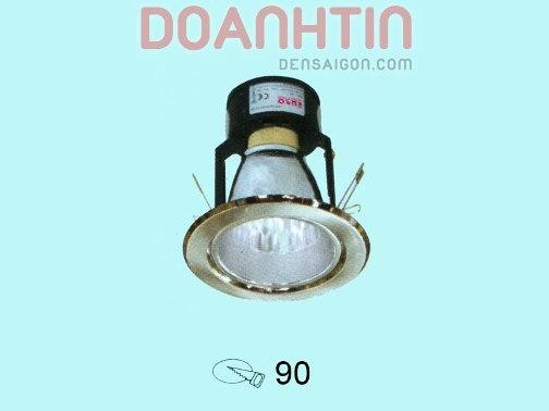 Đèn Lon Âm Thiết Kế Nhỏ Gọn - Densaigon.com