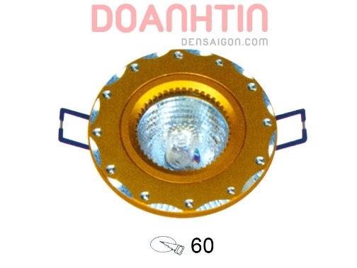 Đèn Mắt Ếch Phong Cách Ấn Tượng - Densaigon.com