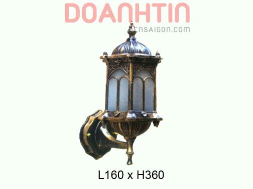 Đèn Cổng Giả Đồng Phong Cách Hoàng Gia - Densaigon.com