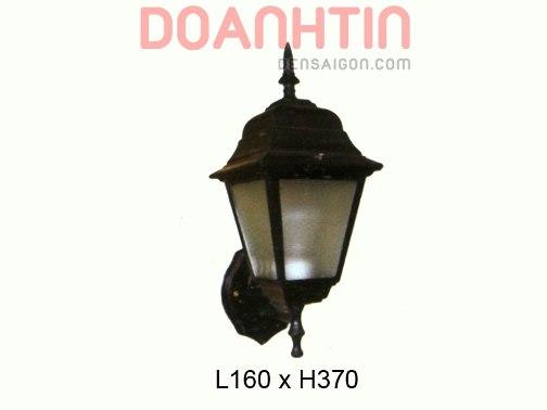 Đèn Tường Cổng Phong Cách Cổ Điển - Densaigon.com