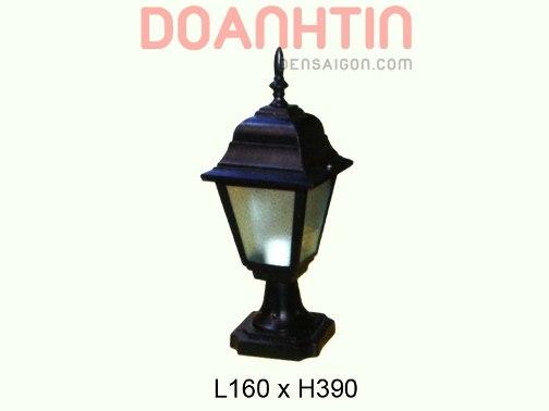 Đèn Cổng Kiểu Dáng Hài Hòa - Densaigon.com