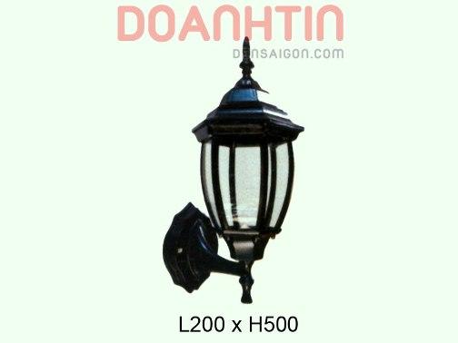 Đèn Tường Cổng Đẹp Phong Cách Trang Nhã - Densaigon.com
