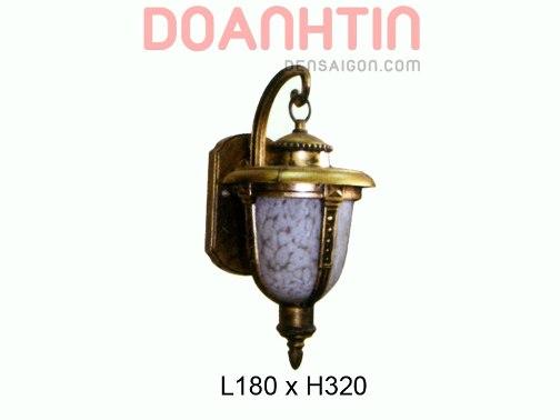Đèn Tường Cổng Giả Đồng Phong Cách Sang Trọng - Densaigon.com