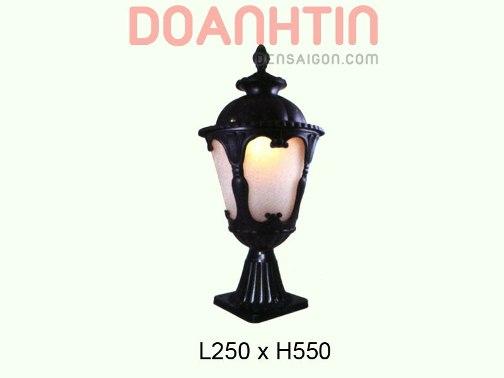Đèn Cổng Đẹp Phong Cách Trang Nhã - Densaigon.com