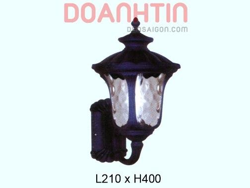 Đèn Tường Cổng Đẹp Trang Trí Nhà Phố - Densaigon.com